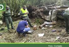 Photo of Un hombre de 53 años muerto y seis heridos, el saldo que deja derrumbe en El Retiro