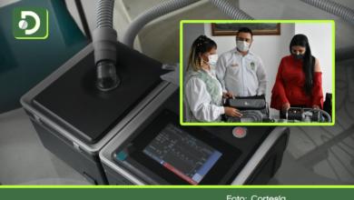 Photo of Con siete nuevos respiradores BIPAP fortalecen instituciones de salud de Sonsón
