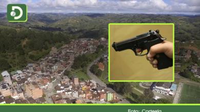 Photo of Un hombre de 37 años fue asesinado con arma de fuego en zona urbana de El Peñol