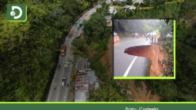 Photo of Según INVIAS, vía Medellín – Bogotá en San Luis, permanecerá cerrada el fin de semana