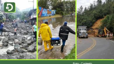 Photo of En Antioquia se han reportado 71 emergencias en la primera temporada de lluvias