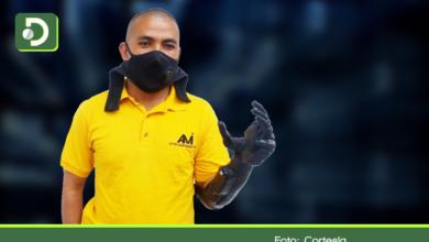 Photo of En el Oriente Antioqueño un hombre recupera su mano gracias a una prótesis robótica.