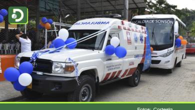 Photo of Sonsón: habitantes del corregimiento La Danta, ya cuentan con ambulancia y una buseta escolar