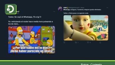 Photo of Usuarios reaccionaron con divertidos memes a la caída mundial WhatsApp, Instagram y Facebook