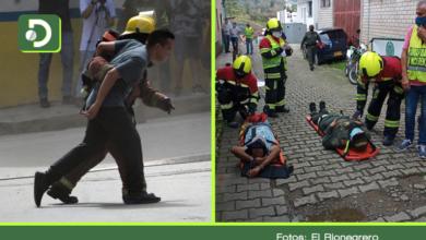 Photo of En Antioquia, más de 100 mil personas participaron del Simulacro Nacional de Emergencias